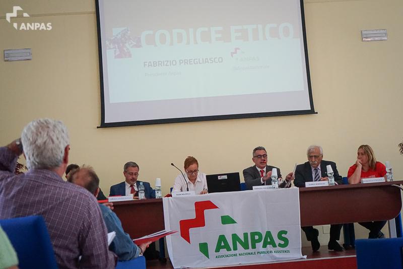 L'assemblea nazionale Anpas