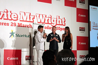 Invite Mr Wright debuts 29 March 2012 @ TLC Asia | by keropokman