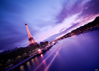 Pink Paris | by A-lain W-allior A-rtworks