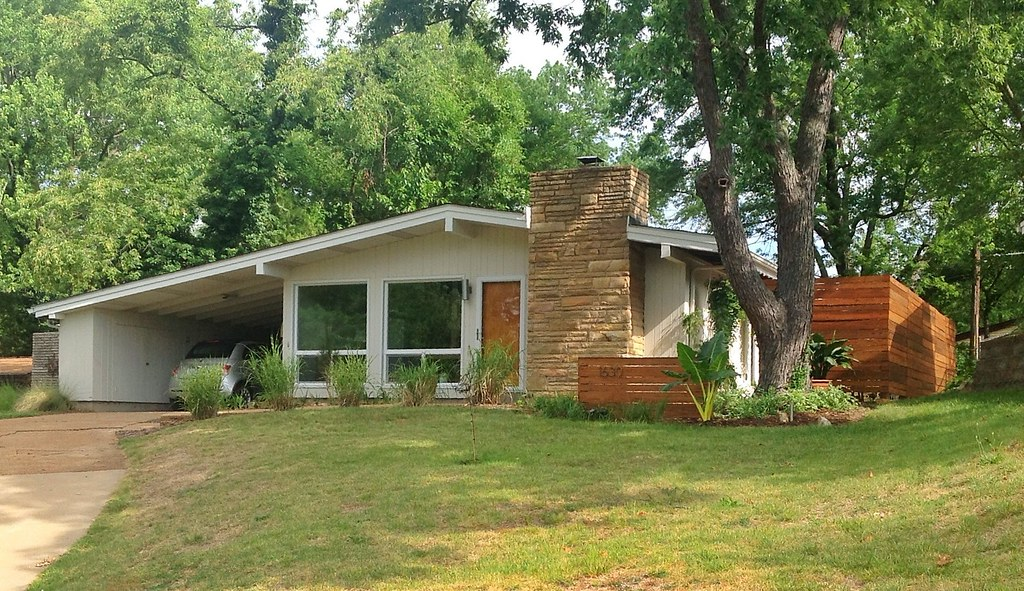 Mid Century Modern Ranch 2012 by