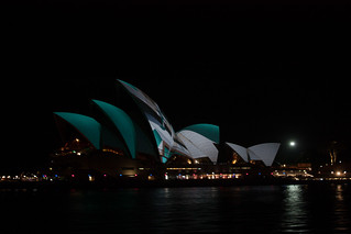 VIVID Opera House | by Gingerbreadgrl