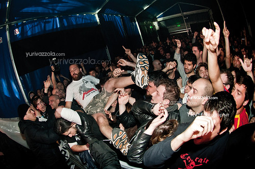 The Dillinger Escape Plan live@Magnolia | by YRV* Photographer