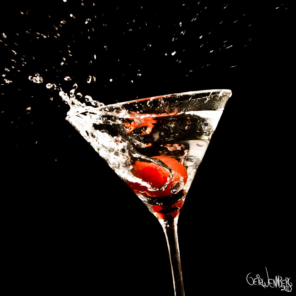 Martini Splash | Geir Wennberg | Flickr