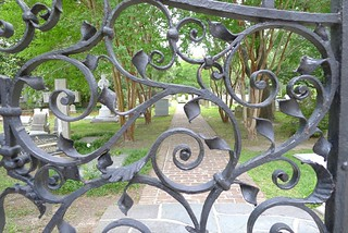 Charleston graveyard gate | by unquenchable.fire