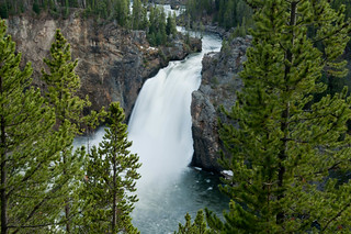 Upper Yellowstone Waterfall | by joe.simonsen