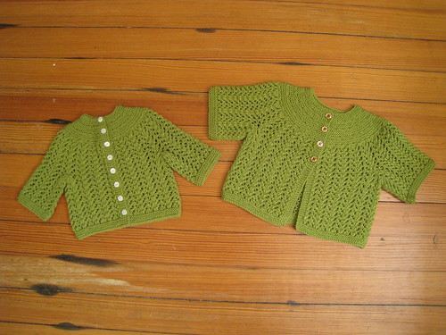 baby sweaters | by boodely