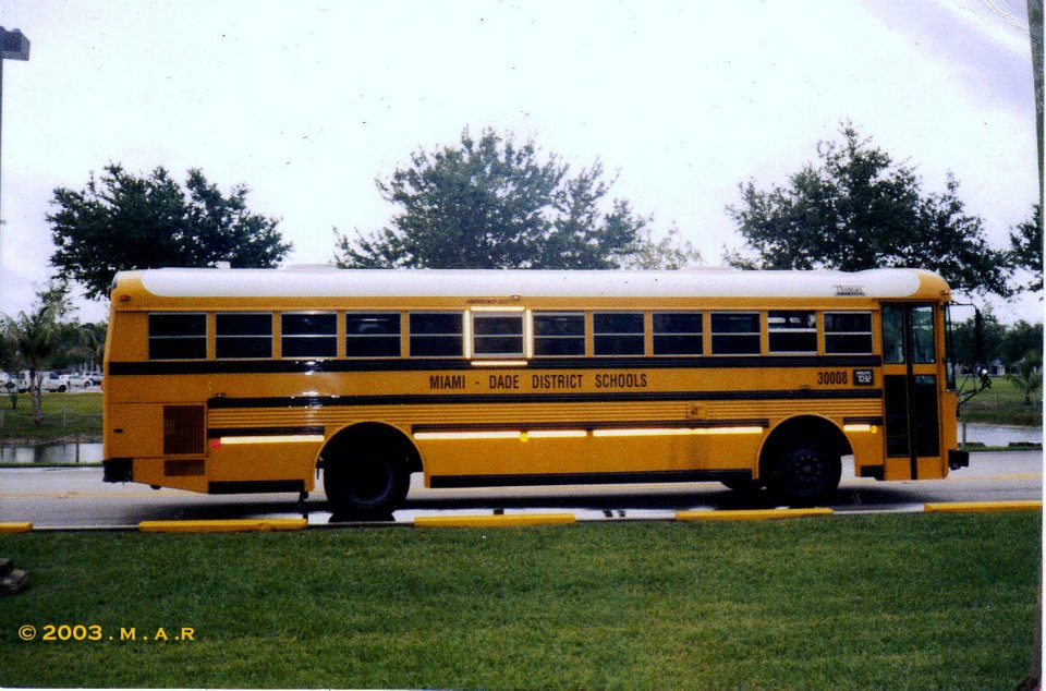 miami dade school bus
