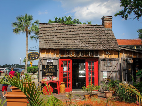 Crucial Coffee Cafe St Augustine