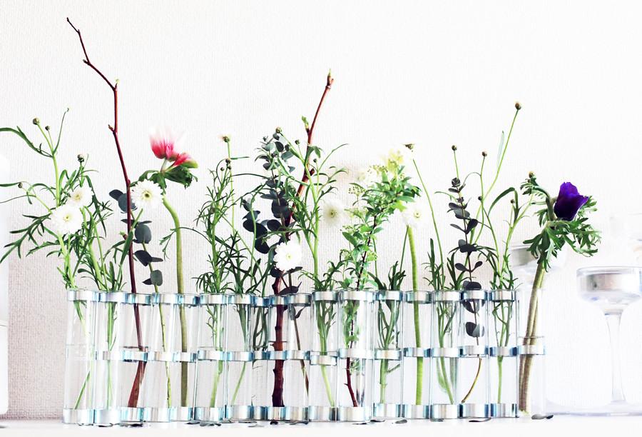 Vase D\'Avril by Tse-Tse. | Vase D\'Avril 四月の花器 Flower spring ...