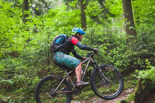 Transbaraque 2017 Mountainbike weekend