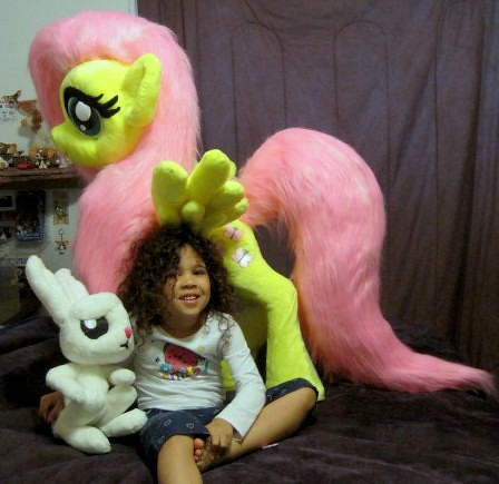 My Little Pony Friendship Is Magic Giant Fluttershy And An Flickr