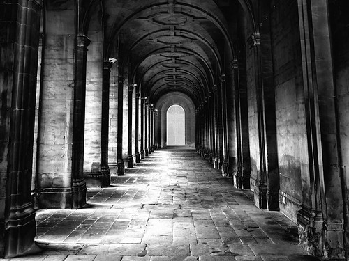 Abbaye aux Hommes - Caen (1) | by Lucien Vatynan