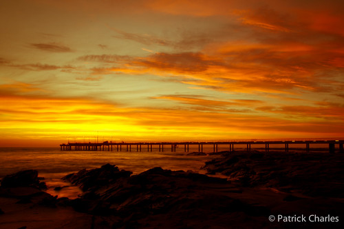 Lorne. Dawn. (Explored) | by Pat Charles