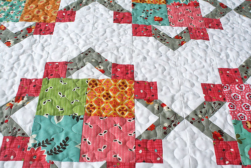 Cathedral Square quilt | by freshlypieced
