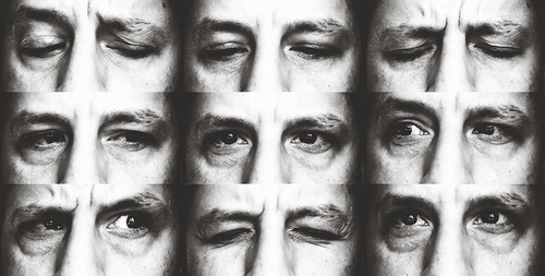 Eyes; self-portrait, May 2012 | by picsonthefritz