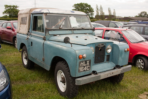 1965 Land Rover | by Trigger's Retro Road Tests!
