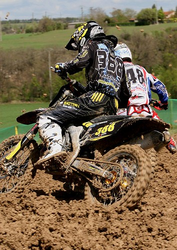 B-Moto´s Ludde in MX3 Slovenia 2012 | by Battery Energy Drink