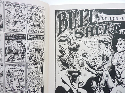 Jack Davis: Drawing American Pop Culture - A Career Retrospective (2nd Printing) - detail | by fantagraphics
