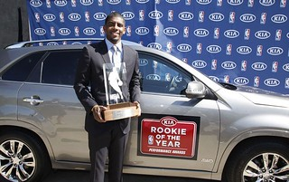 Kyrie Rookie of the Year | by Cavs History
