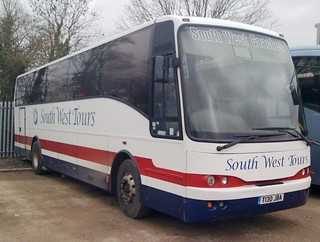 T130JBA South West Coaches | by Paul Welling