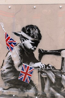Banksy on Whymark | by moseyburns