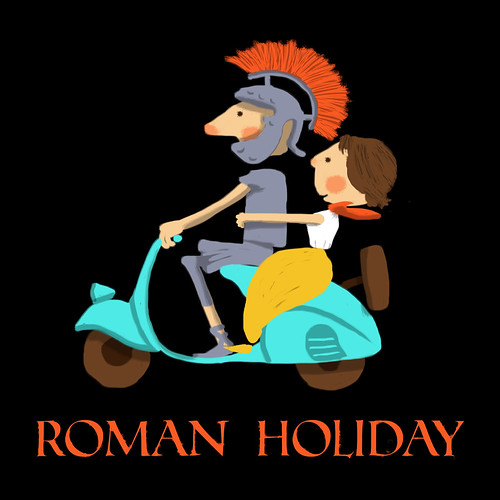 roman holiday | by sir manish
