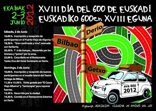 XVIII Día del 600 de Euskadi