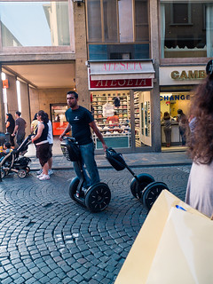 The Segway | by protohiro