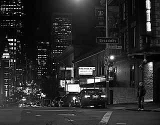 "San Francisco ~ ""Here were the children of the American bop night."" ---- Jack Kerouac 