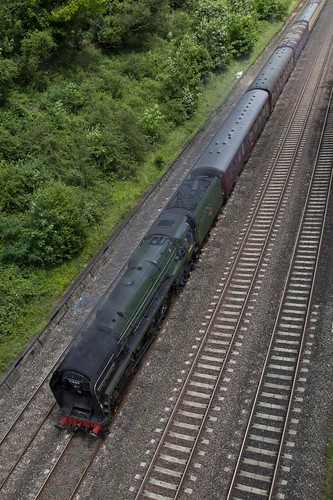 71000 Duke of Gloucester, Sonning Cutting 2012-06-16 | by Amys-pics
