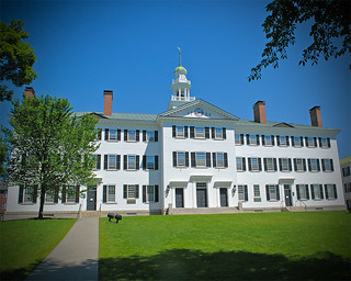 Old Building at Dartmouth College | by BFS Man