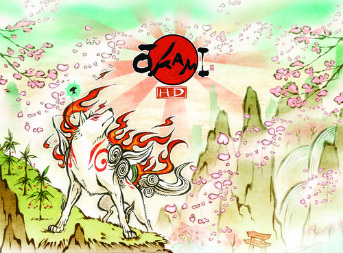 Okami HD for PS3 | by PlayStation.Blog