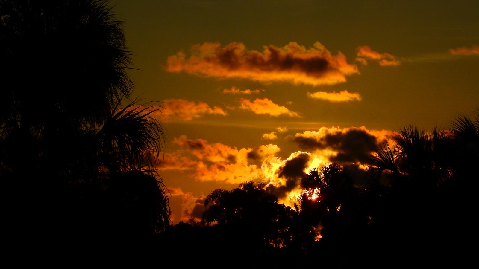 Sunset June 15th.