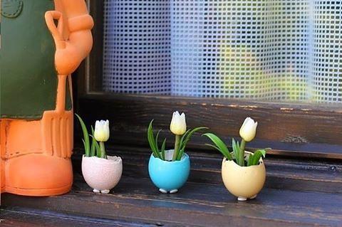 dekoration aus eihaut, wunderschöne #dekoration aus #eihaut #basteln #diy #anleit…   flickr, Design ideen