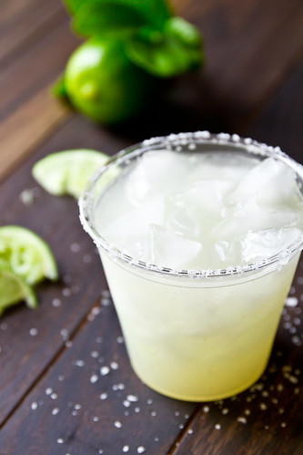 Guanabana Margaritas | by TheBrewer&TheBaker