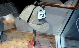 Deerstalker in Stanley's Menswear, Bentleigh | by Daniel Bowen