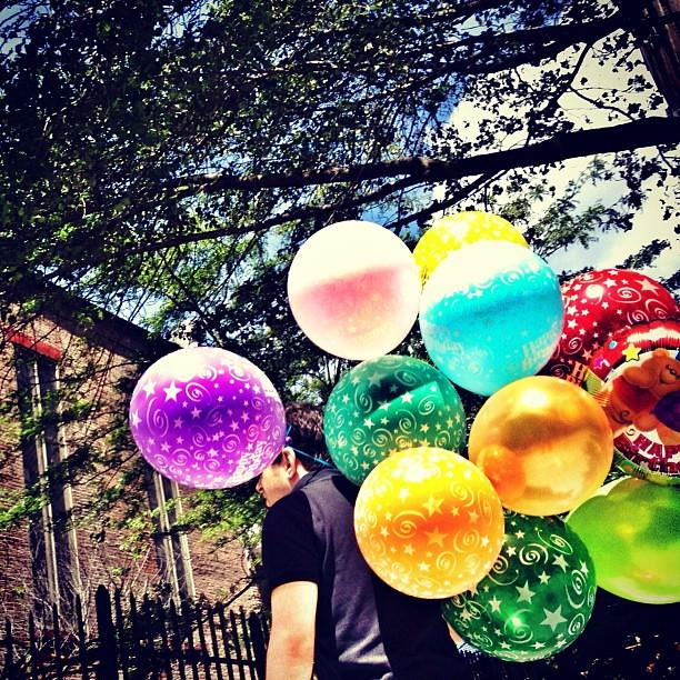 Balloons Delivery Manhattan Instagram Ig Instagood