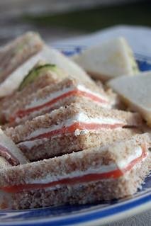 sandwich au saumon fum sandwich au saumon fum flickr. Black Bedroom Furniture Sets. Home Design Ideas