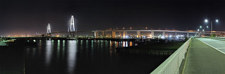 Meiko Triton Bridge Panorama view | by Shin-Nagoya
