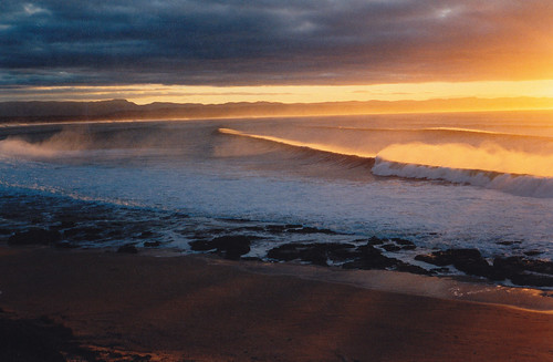 Sunrise over Surfer's Point, J Bay | by ReeSaunders
