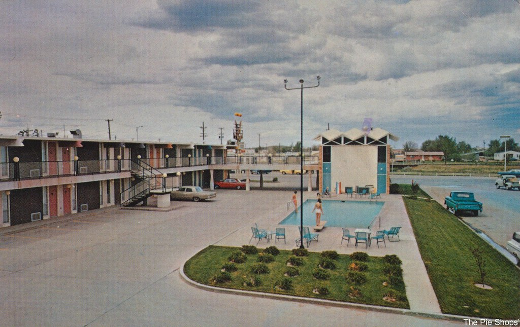 Sands Motor Lodge - Gillette, Wyoming
