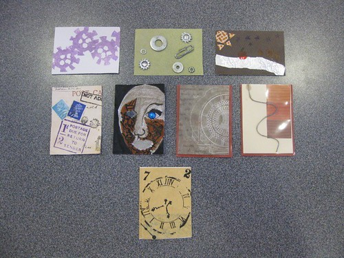 Steampunk Themed Swap by Zena C. | by Watertown Free Public Library (MA)