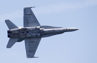 U.S. Navy F-18 Hornet | by ocmdhotels