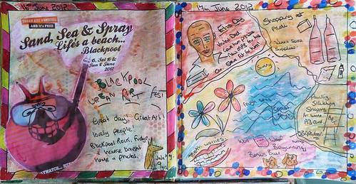 Art Journal 16 June 2012 | by ArtyStarty