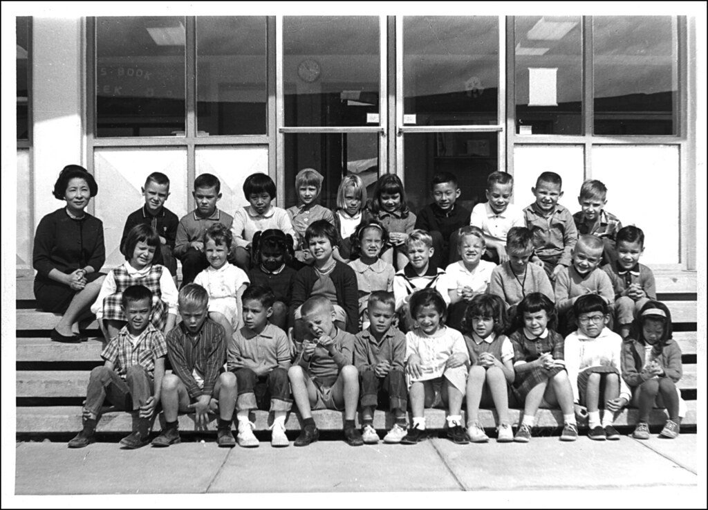 Taipei American School class picture from 1964 | The T.A.S. … | Flickr