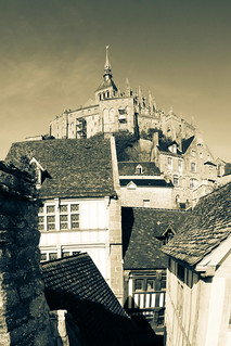 Mont st Michel Fisheyes | by N.M Photographie