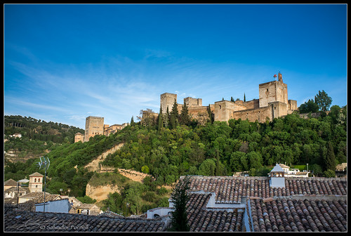 La Alhambra | by salvadorfornell