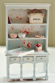 Coco's kitchen dresser | by Jacqueline Low