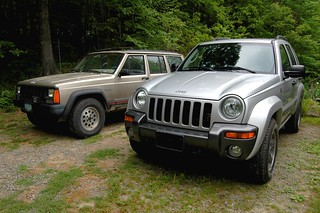 Pair of Jeeps | by NC Mountain Man