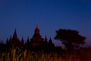 Temple Complex, Bagan, Mandalay Division, Burma. | by Flash Parker